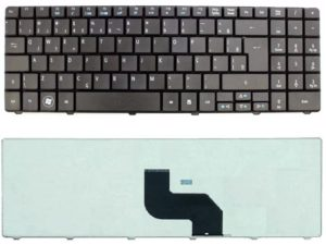 Πληκτρολόγιο LAptop ACER  ASPIRE 5732 5241 5332 PK130B73023 PK130B71007 UK VERSION BLACK KEYBOARD(Κωδ.40047UK)