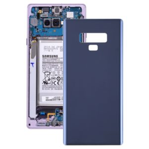 Back Cover for Galaxy Note9 / N960A / N960F(Blue)