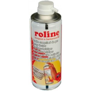 ΚΑΘΑΡΙΣΤΙΚΟ ΑΕΡΑ AIR CLEANING SPRAY 400ml ROLINE DUST OFF 520 SPREY