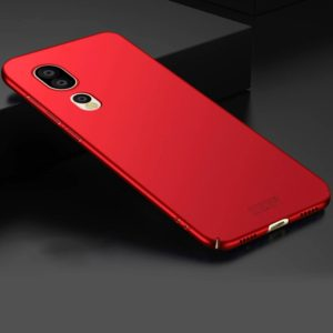 MOFI for Huawei P20 Pro Frosted PC Ultra-thin Edge Fully Wrapped Protective Back Cover Case(Red) (MOFI)