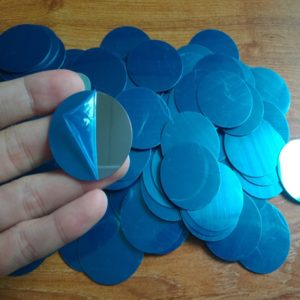 20 PCS Metal Plate Disk Iron Sheet For Magnetic Car Phone Stand Holder(30x0.3mm)