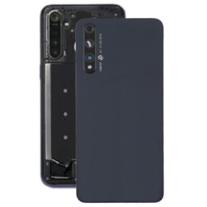 Battery Back Cover with Camera Lens for Huawei Honor 20S(Black)