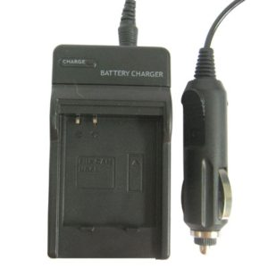 Digital Camera Battery Charger for CANON NB6L(Black)