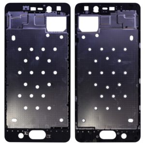 Middle Frame Bezel Plate for Meizu PRO 7(Black)