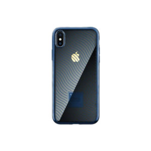 Protector Remax Proda Mouss, For iPhone XS Max, TPU, Blue - 51558
