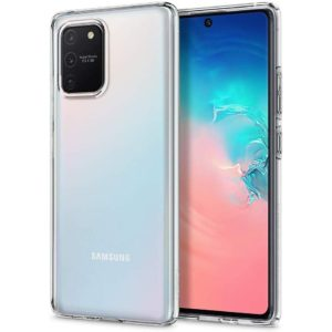 Spigen Θήκη Liquid Crystal Samsung Galaxy S10 Lite - Crystal Clear (ACS00687)