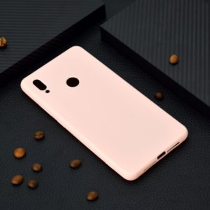 For Huawei Honor Note 10 Candy Color TPU Case(Pink)