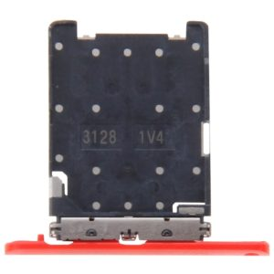 SIM Card Tray for Nokia Lumia 720(Red)