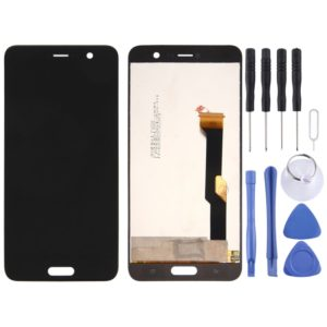 LCD Screen and Digitizer Full Assembly for HTC U Play (Black)