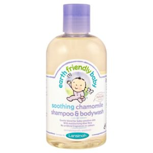 Earth Friendly Baby Organic Shampoo & Bodywash Chamomile 250ml EFB-HYG01-CML