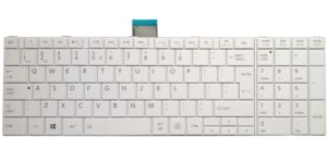 Πληκ. Αντ. Για Toshiba Satellite C850 US WHITE (KEY-029)