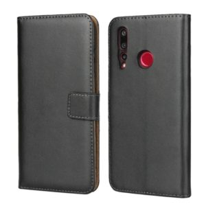 Horizontal Flip Leather Case for Huawei Nove 4, with Magnetic Buckle & Holder & Card Slots & Wallet(Black)