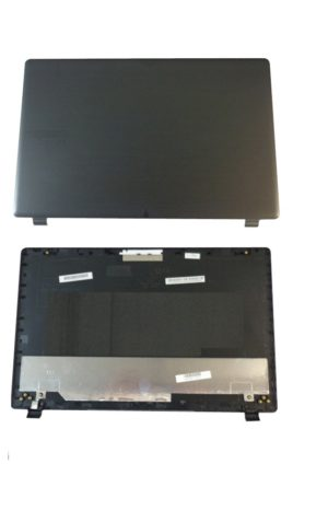 Πλαστικό Laptop - Back Cover - Cover A Acer Aspire acer E5-571-55TA Black Screen Back Cover (Κωδ. 1-COV035)