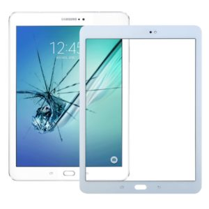 Front Screen Outer Glass Lens for Galaxy Tab S2 9.7 / T810 / T813 / T815 / T820 / T825(White)