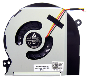 Ανεμιστηράκι Laptop - CPU Cooling Fan DELL XPS 15 L501X L502X (3PIN) L501X L502X XPS 15 L501X L502X 0W3M3P DFS601305FQ0T 3 PIN (Κωδ. 80229)