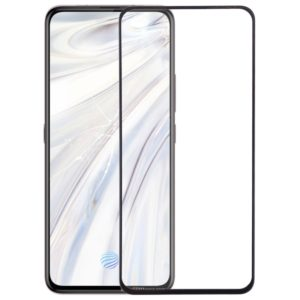 Front Screen Outer Glass Lens for Vivo X27 Pro (Black)