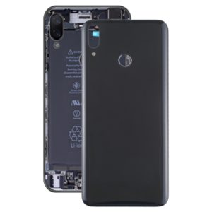 Original Battery Back Cover for Huawei Y9 (2019) / Enjoy 9 Plus(Black)