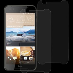 2 PCS 0.26mm 9H 2.5D Tempered Glass Film for HTC Desire 830
