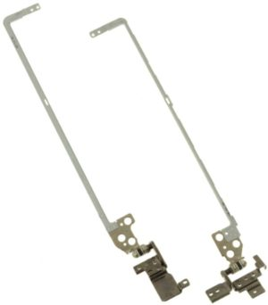 Μεντεσέδες - Hinges Bracket Set Dell Inspiron 15 (3558)15U 3558 3551 3552 3559 433.08801.0001 433.08802.0001 08802HNGKT 15-3558 15 15 3558 3551 3552 3559-355 NON TOUCH (Κωδ.1-HNG0292)
