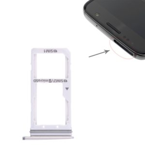 2 SIM Card Tray / Micro SD Card Tray for Galaxy S7(Gold)