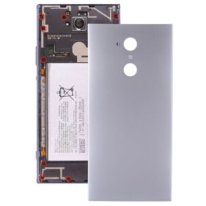 Ultra Back Cover for Sony Xperia XA2 (Silver)