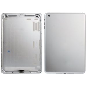 Original Version WLAN Version Back Cover / Rear Panel for iPad mini (Sliver)(Silver)