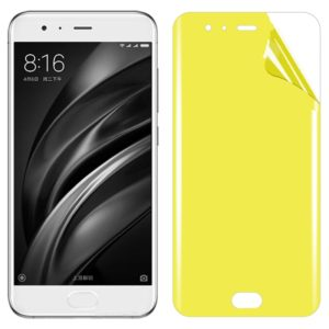 For Xiaomi Mi 6 Soft TPU Full Coverage Front Screen Protector