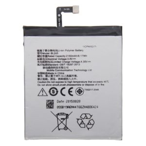 BL245 Rechargeable Li-Polymer Battery for Lenovo S60-T