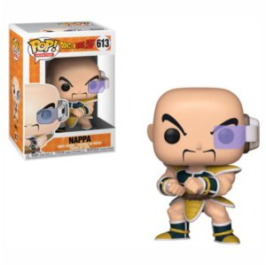 Funko Pop! Animation: Dragon Ball Z S6 - Nappa #613
