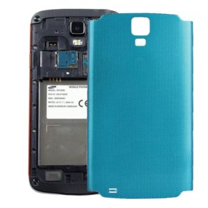 Original Battery Back Cover for Galaxy S4 Active / i537(Blue)