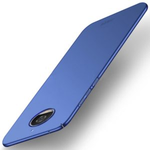 MOFI For Motorola Moto G5S PC Ultra-thin Edge Fully Wrapped Up Protective Case Back Cover (Blue) (MOFI)