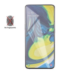 Non-Full Matte Frosted Tempered Glass Film for Galaxy A80 / A90
