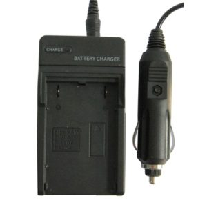 Digital Camera Battery Charger for Samsung P-90A/ P-180A/ P120A(Black)
