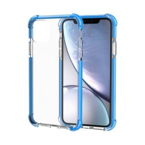 Shockproof TPU + Acrylic Protective Case For iPhone 11(Blue)