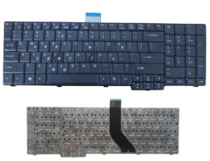 Πληκτρολόγιο Laptop Ελληνικό - Greek Keyboard for Acer TravelMate 7230 7330 7530 7530G 7730 7730G 7730Z 7730ZG 7630 7630EZ 7630G (Κωδ. 40403GR)