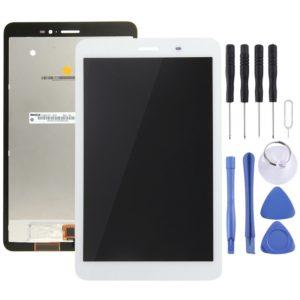 For Huawei Honor S8-701u LCD Screen and Digitizer Full Assembly(White)