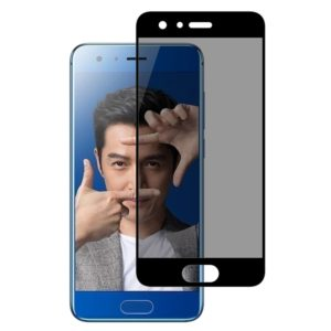 Full Cover Anti-spy Tempered Glass Film for Huawei Honor 9