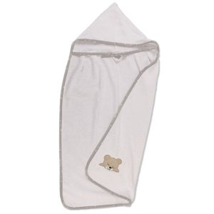 Κάπα Βρεφική Sleeping Bears Cub 10 White-Grey DimCol One Size
