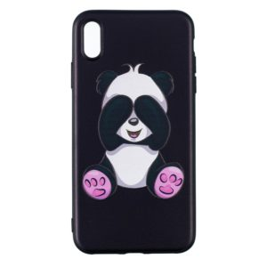 Embossment Patterned TPU Soft Protector Cover Case for Xiaomi Redmi 5(Panda)