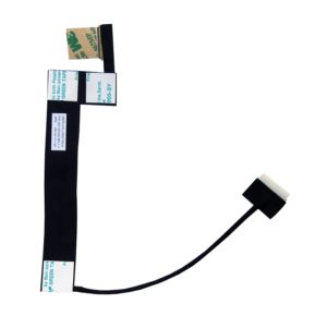 Kαλωδιοταινία Οθόνης-Flex Screen cable Asus Eee PC 1001PX 1001PXD 1005PX 1005PXD 1422-00J0000 1422-00U0000 Video Screen Cable (Κωδ. 1-FLEX0278)