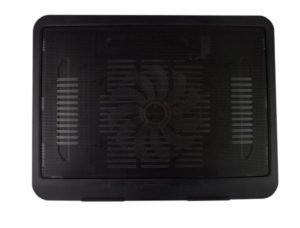Cooler pad No brand, 15-17 '', USB, Black - 15008