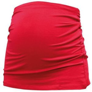 Prenatal Care Special Pregnant Stomach Belt Waist Body Shaping Bandage Belt, Maternity Size:S(Red)