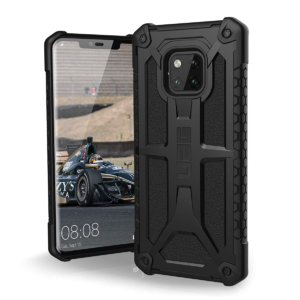UAG Θήκη Monarch Light Rugged Huawei Mate 20 Pro - Black (511311114040)