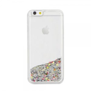SENSO GLITTER SAND HUAWEI Y3 2017 silver backcover