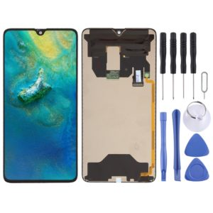 LCD Screen and Digitizer Full Assembly for Huawei Mate 20(Black)