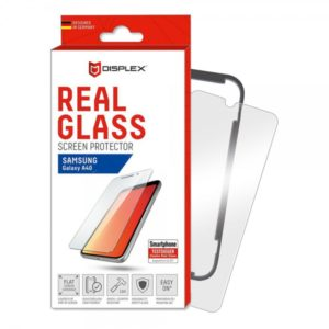 DISPLEX REAL GLASS 2D SAMSUNG A40 WITH APPLICATOR