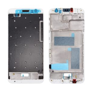 For Huawei Maimang 5 Front Housing LCD Frame Bezel Plate(White)
