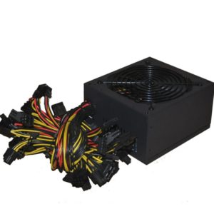 1800W 95 PLUS GOLD Computer Mining Switching Power Supply, Support 6 Pieces Graphics Card