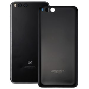 For Xiaomi Note 3 Back Cover(Black)
