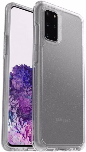 Otterbox Symmetry Clear Glitter Case για Samsung Galaxy S20 Plus. Glitter Clear